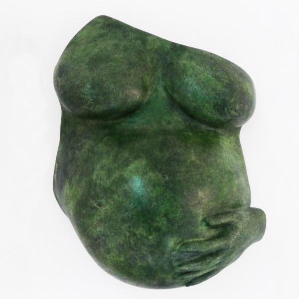 Bronze Verde Mármore