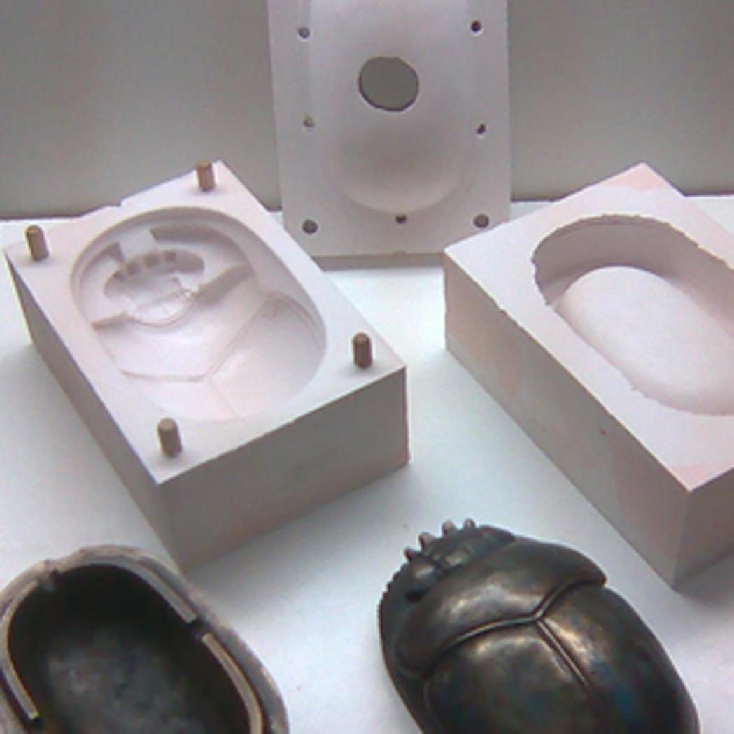 Construção de moldes