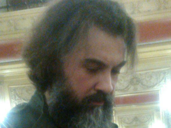 Escultor Daniel Silva